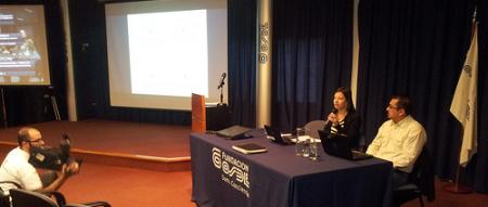 Foro Internacional de Periodismo Digital en Rosario 2012